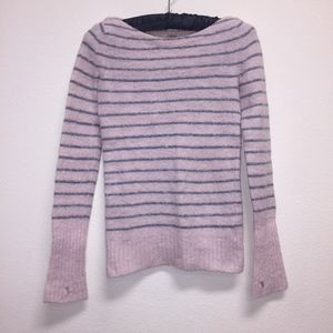 Free People Baby Pink Sweater